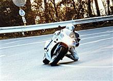 トライアルC25さんのGSX-R400R リア画像