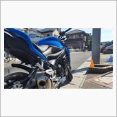 くきおさんのGSX-S1000 ABS