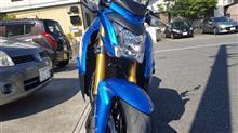 くきおさんのGSX-S1000 ABS 左サイド画像