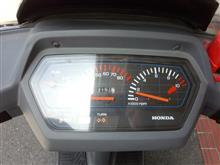 nostalgic scootersさんのリード80SS リア画像