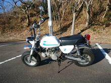 エグリさんのモンキー  Z50J-I メイン画像
