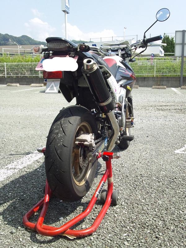 ホンダ XR100 モタード
