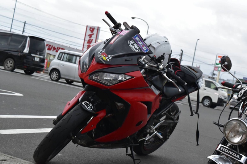 カワサキ Ninja250