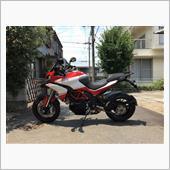 mitsukuniさんのムルティストラーダ1200S PP