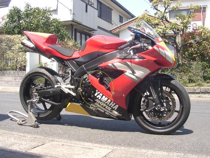 yukizor7さんのYZF-R1 2007モデル