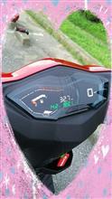 くまモンキー☆さんのレーシングS125 リア画像