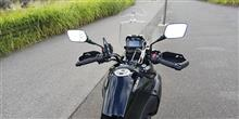 グピ太郎さんのV-Strom 250 インテリア画像