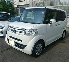 ぴぃすけさんの愛車:ホンダ Nボックス