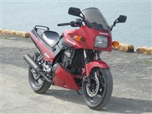 トシ兄さんのGPX250R メイン画像