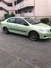 転回さんの愛車:トヨタ カローラアクシオ