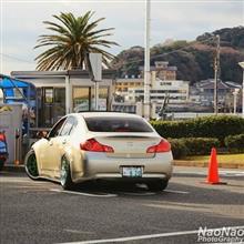 大ちゃん♂さんのG35 Sedan リア画像