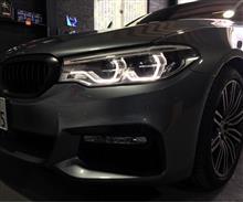 謙太郎さんの愛車:BMW 5シリーズ セダン