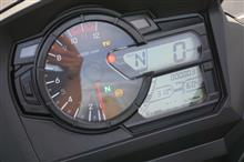 なやっくさんのV-Strom 650XT ABS インテリア画像