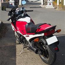 NemoyoさんのFJ1200 リア画像
