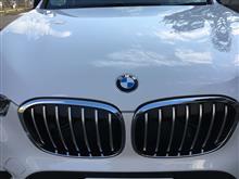 モッチパパさんの愛車:BMW X1