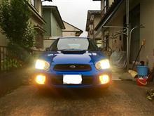 PLEさんの愛車:スバル インプレッサ スポーツワゴン WRX