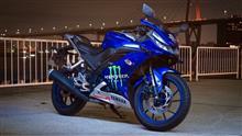 青いファンタジスタさんのYZF-R15 メイン画像