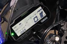 青いファンタジスタさんのYZF-R15 インテリア画像