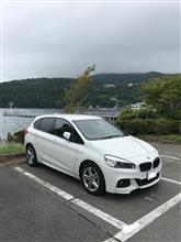 海花さんの愛車:BMW 2シリーズ アクティブツアラー