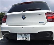 Yossy1A16さんの愛車:BMW 1シリーズ ハッチバック