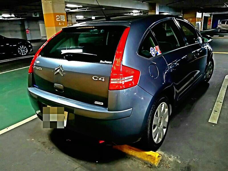 車の猿人さんのC4