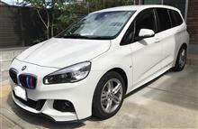 ohyoiさんの愛車:BMW 2シリーズ グランツアラー