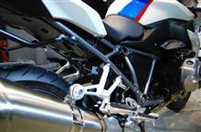 REVOLTさんのR 1200 RS 左サイド画像