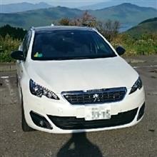 tak0703さんの愛車:プジョー 308SW (ワゴン)