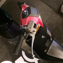 Madで佐藤5506さんのジョグ-27V 左サイド画像
