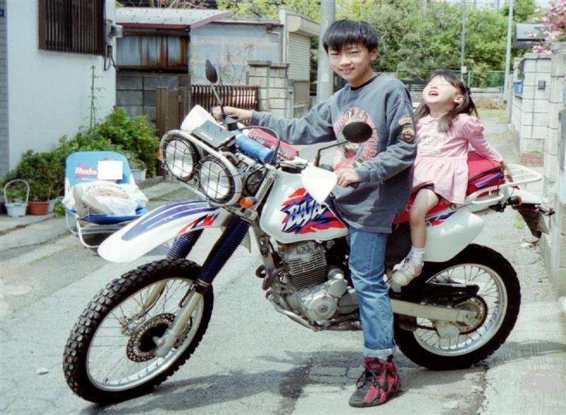 MasaCars親子sunさんのXR250 バハ