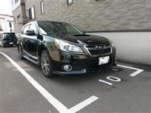mitsu-evoさんの愛車:スバル レガシィツーリングワゴン