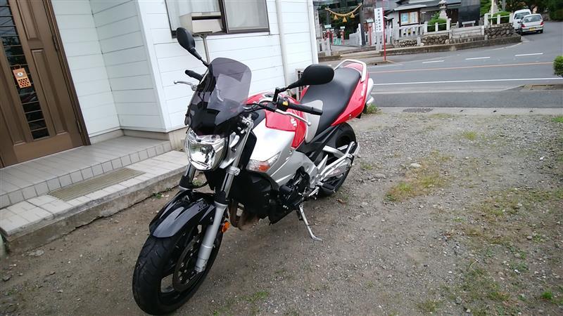 スズキ GSR600