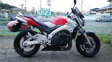 ★くま★さんのGSR600 左サイド画像