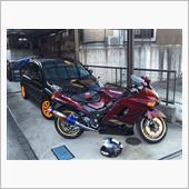 ヨシ タケさんのZZR1100D