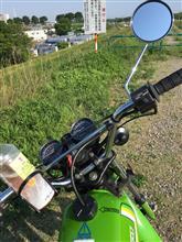 Job156さんのハスラー50(TS50) インテリア画像