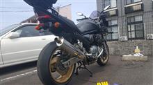 ギンガ☆さんのBANDIT1200 (バンディット) 左サイド画像