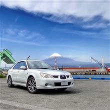 CP★きのこっくさんの愛車:スバル インプレッサスポーツワゴン