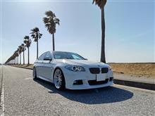 どさんこターボくんさんの愛車:BMW 5シリーズ セダン