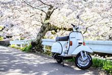 KuboRaikkonenさんのベスパ PX200E-BME メイン画像