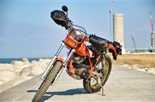 Ninja323さんのTLR200