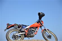Ninja323さんのTLR200 左サイド画像