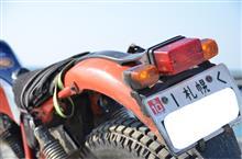 Ninja323さんのTLR200 リア画像