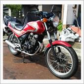 stsさんのCBX250RS