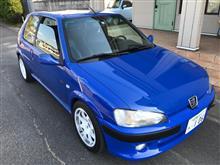 Yukki1595さんの愛車:プジョー 106