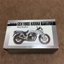 RB-JLさんの愛車:スズキ GSX400S KATANA (カタナ)