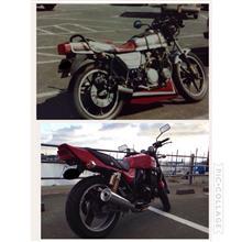 swj21さんのZRX400-II 左サイド画像
