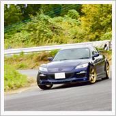 河田ワークスさんのRX-8