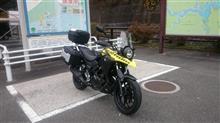 14toshiさんのV-Strom 250 メイン画像