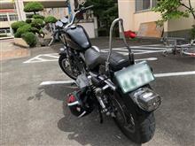 kinonekoさんのスポーツスターXL1200R(ロードスター) リア画像