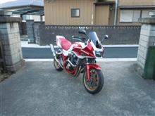 -夢-さんのCB1300スーパーボルドール メイン画像